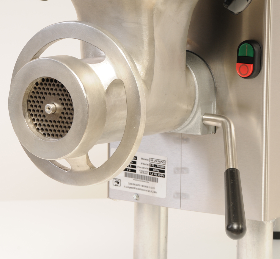 Torrey Stainless Steel Meat Grinder M22ai