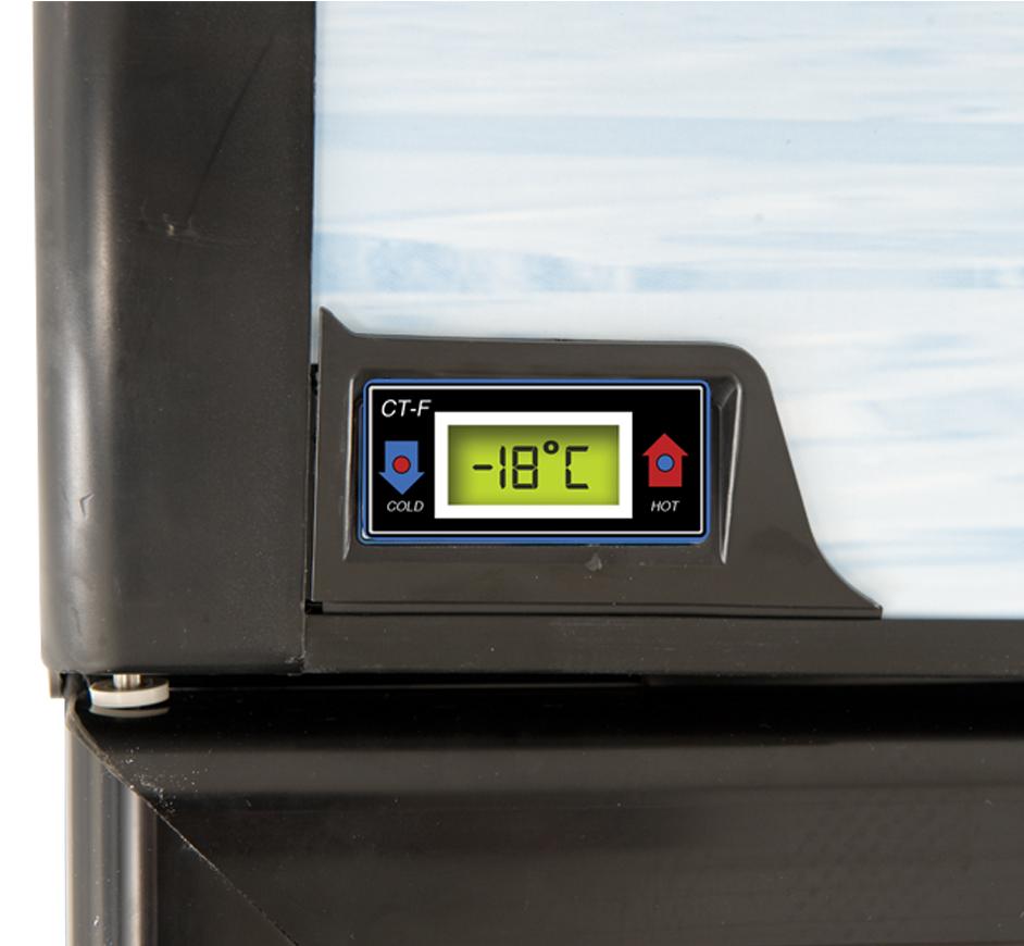 Torrey Glass Door Freezer Cv32